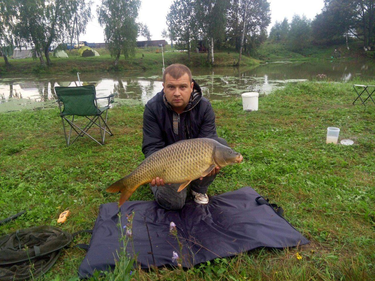 рыболовное общество запрудный
